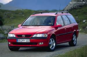 Opel Vectra 1998 Opel Vectra Caravan 1996 1997 1998 1999 Autoevolution