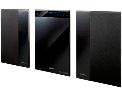 victor jvc surround sound system announced