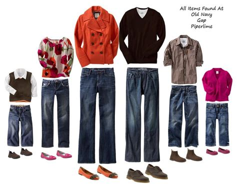 family clothes what to wear for family photos clothing ideas