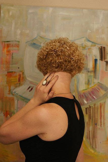 high nape permed haircut tight perm with nape shaved high by thepermfirm on flickr