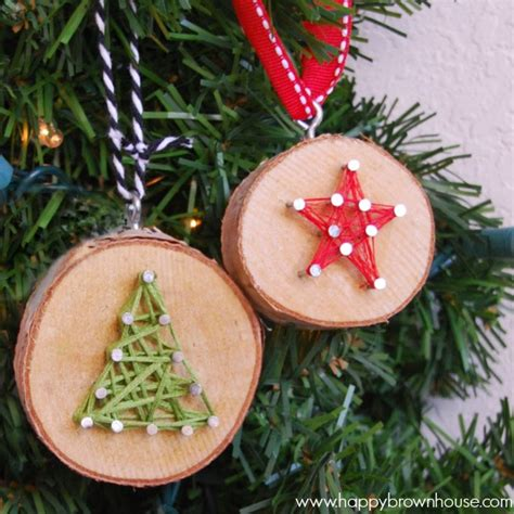 Christmas Ornaments to Make with Kids - How Wee Learn Xmas Ornaments To Make