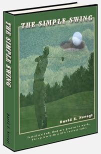 the simple golf swing ebook the simple golf swing cut 7 shots from your game