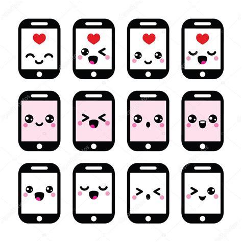 imagenes para celular kawai japanische s 252 sse kawaii charakter handy oder handy icons