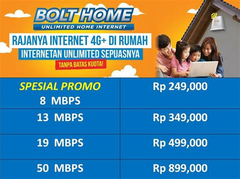 Bolthome Wifi Unlimited 22 promo bolt home 4g lte paket unlimited firstmore