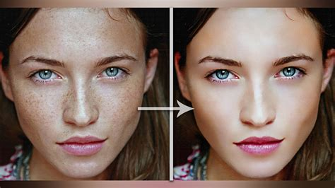 photoshop cs3 skin retouching tutorial skin cleaning tutorial skin retouch photoshop tutorial