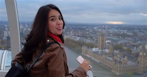 lagu yg di film london love story tantangan michelle ziudith syuting london love story