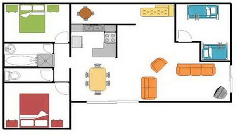 affordable open floor plans simple house floor plan simple affordable house plans