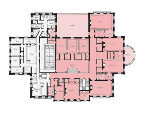 the breakers floor plan third floor floor plan great estates pinterest