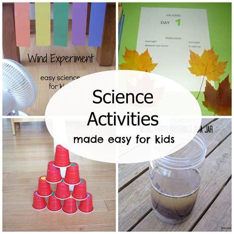 easy science crafts for simple science activities for preschoolers 187 preschool toolkit