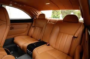 Bentley Brooklands Interior Bentley Brooklands 2008 Interior Design Interiorshot