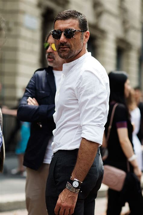 guy photo haircut the italian style men how to wear casual office shirts this spring the