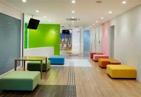 colourful school  japan add depth  interest   paint high school chef school school design interior design colleges