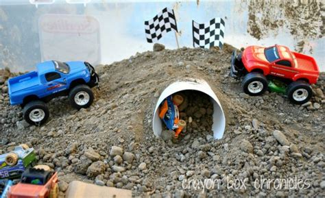 monster truck race track toy 23 best images about monster truck toy arena on pinterest
