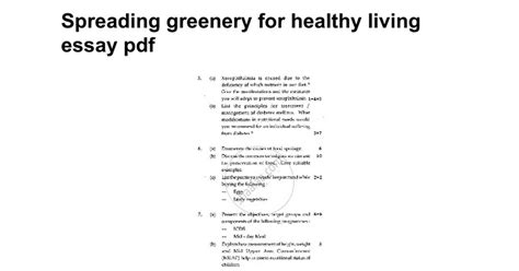 Healthy Living Essay by Essay About Healthy Living Docoments Ojazlink