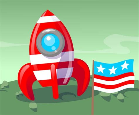 inkscape tutorial cartoon quick tip how to create a cartoon rocketship with inkscape
