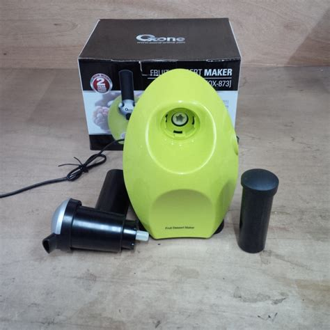 Oxone Fruit Dessert Maker alat pembuat dessert fruit maker oxone ox873
