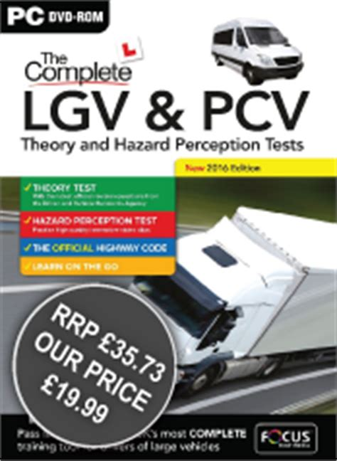 printable version of highway code the complete lgv pcv theory hazard perception tests
