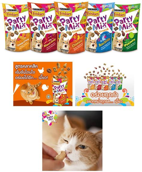 mix cat snack crunch beachside 60g pet things