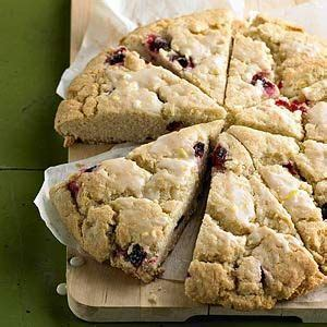 cranberry lemon scones recipe scones home and garden and better homes and gardens