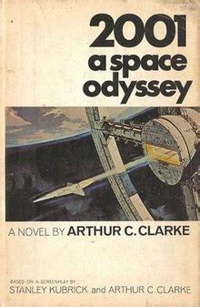 2001: a space odyssey (novel) wikipedia
