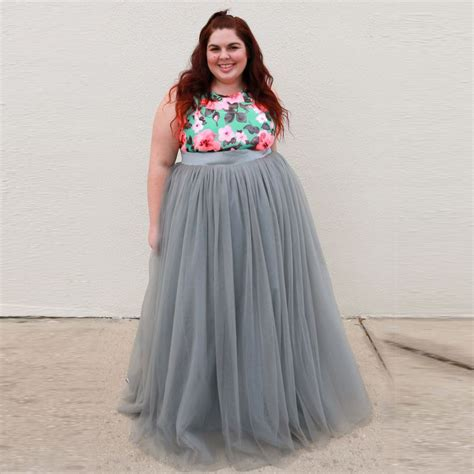 new arrival plus size skirts ribbons waist a line