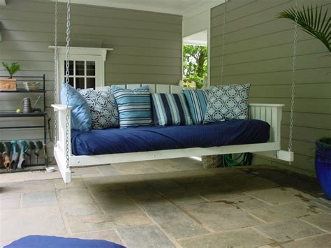 porch futon very fabulous porch swing bed jbeedesigns outdoor