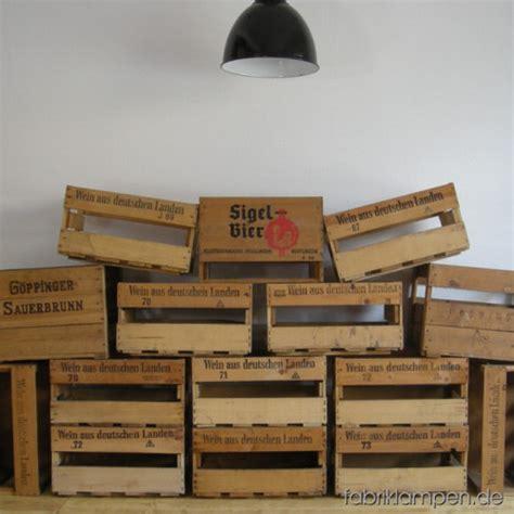 Weinkisten Aus Holz by Di11 Weinkisten Bierkisten Fabriklen