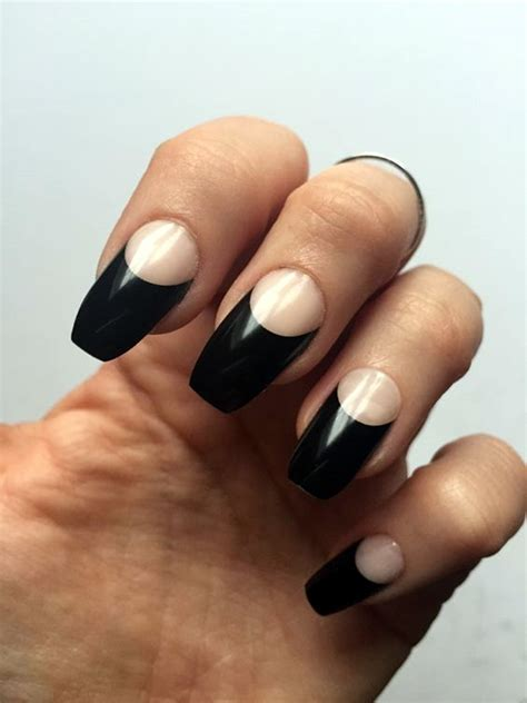 Stiletto Nails Simple Designs