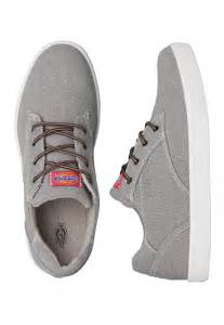 dickies shoes dickies iron lo canvas light grey shoes impericon