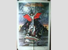 "ANDY WARHOL'S DRACULA ""1 Sheet"" Horror poster James Bond Poster Art"