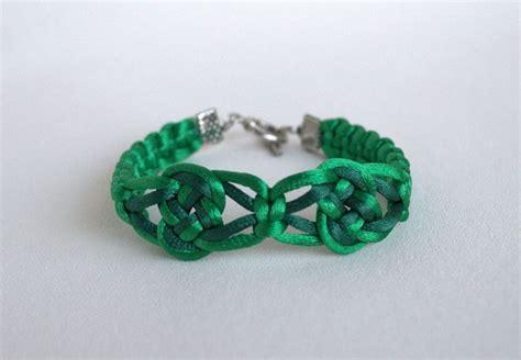 Celtic Knot Hemp Bracelet - celtic knot bracelet celtic bracelet macrame bracelet