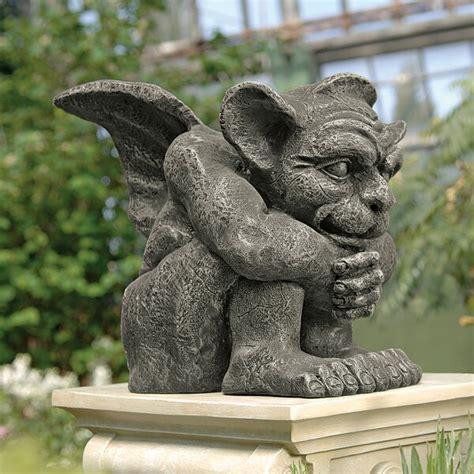 design toscano emmett  gargoyle statue reviews wayfair