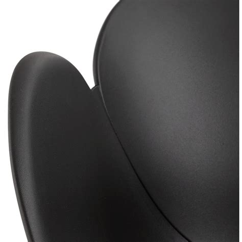 stuhl tom stuhl design und modernen tom polypropylen fu 223 schwarz