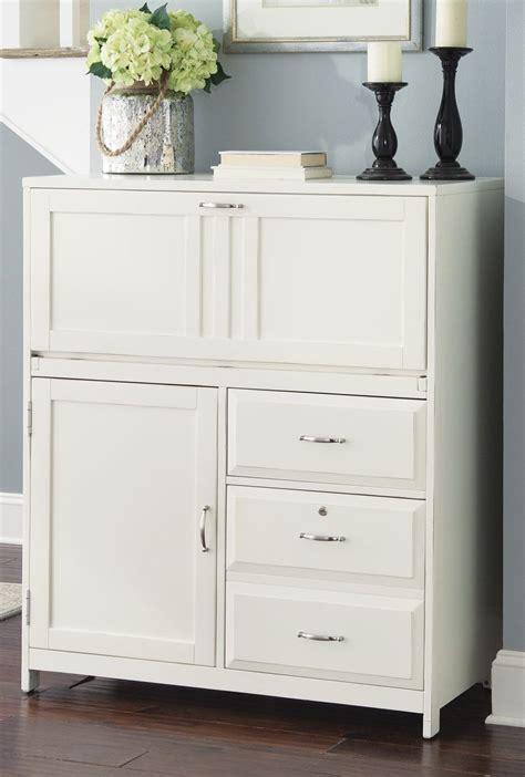 hton bay white computer cabinet 715 ho108 liberty