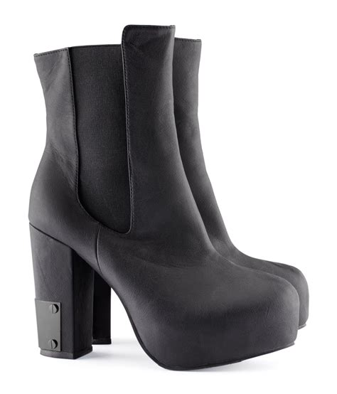 H M Boots by H M Boots In Black Lyst