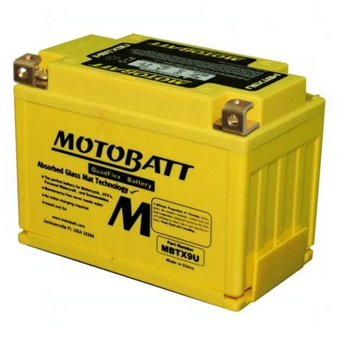 motobatt mbtx9u motobatt motocycle battery impact battery