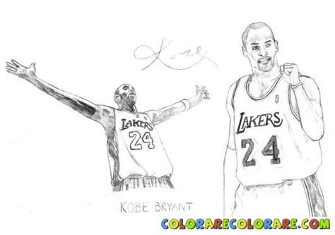 free coloring pages of shoes kobe