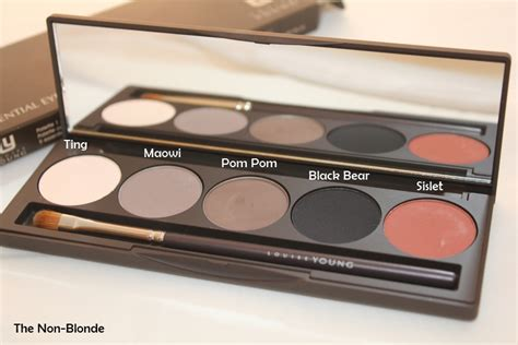 matte eyeshadow best matte eye shadow palette the non