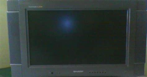 Tv Lcd Akari tv sharp lcd kadang hidup dan mati sendiri gbr elektronik servis tv panggilan