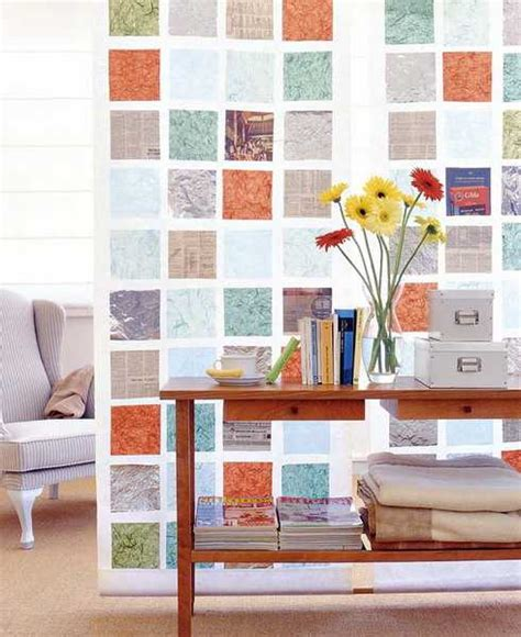 Patchwork Wall - modern patchwork wall decorating 30 amazing accent wall
