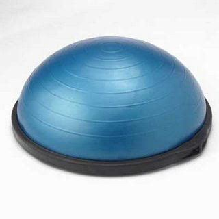 bosu ball aka bosu balance trainer core exercise equipment