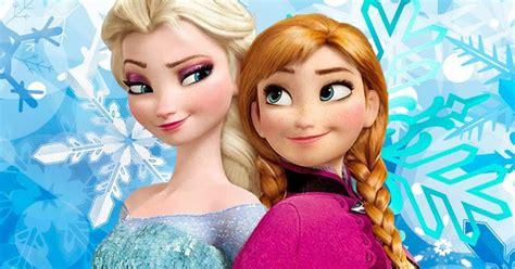 film kartun frozen ke 2 gambar frozen gambar lucu
