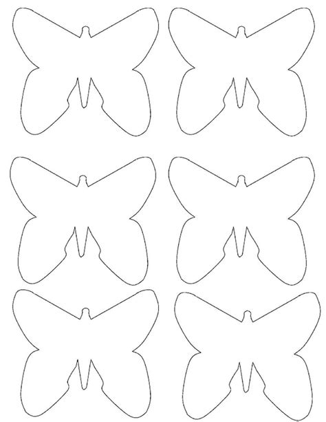 small template balancing butterfly craft for craft n home