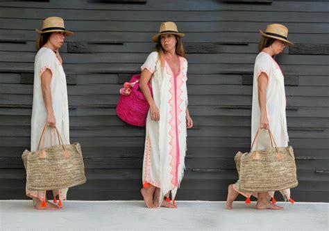 kaftan bali bali style kaftans bags and flip flops