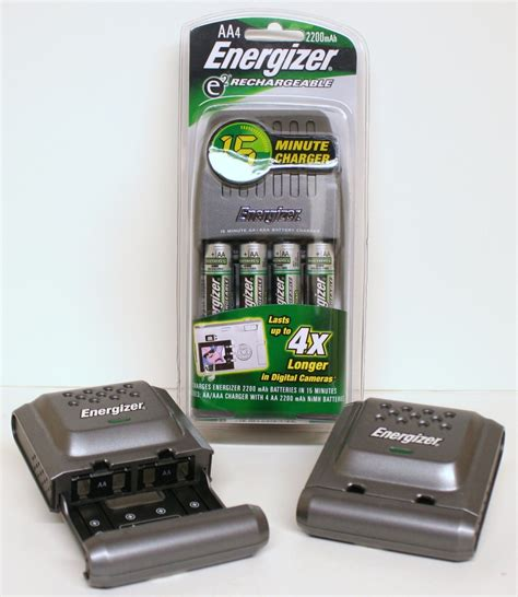 energizer 15 minute charger energizer 15 minute compact 2200 mah nimh battery chargers