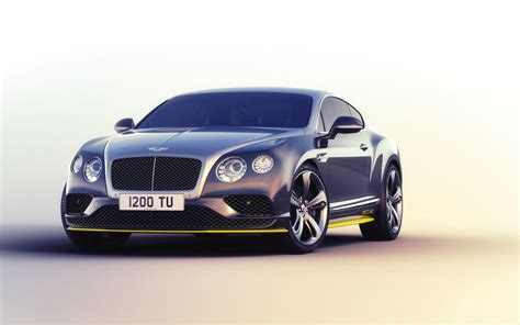 car bentley 2016 2016 bentley continental gt speed breitling jet team