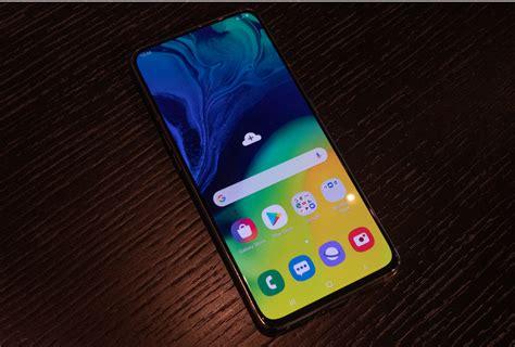 Samsung Galaxy A80 Kopen by Samsung Galaxy A80 Eerste Indruk Meer Dan Slechts Innovatief