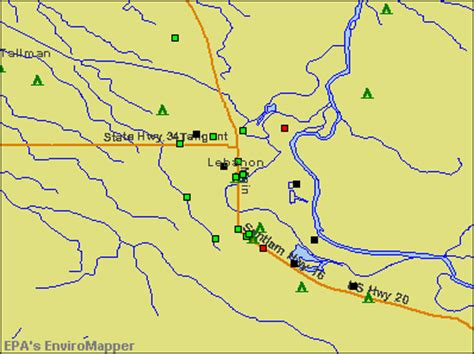 map of oregon lebanon lebanon oregon or 97355 profile population maps real