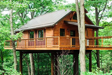 best treehouses the best treehouse rentals in ohio book here