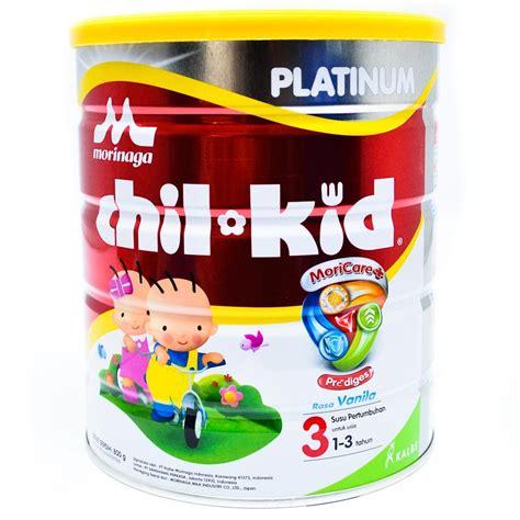 Chil Kid 3 Madu 800 Gr supplier makanan minuman bayi